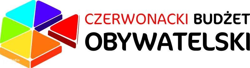 Logotyp Czerwonacki Budżet Obywatelski