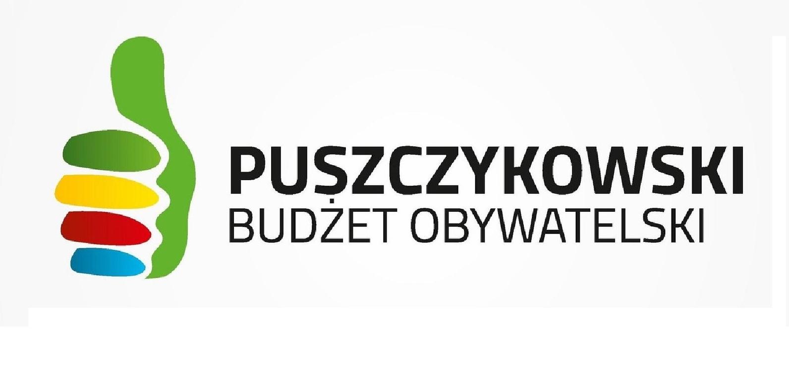 Logotyp Budżet Obywatelski Puszczykowo