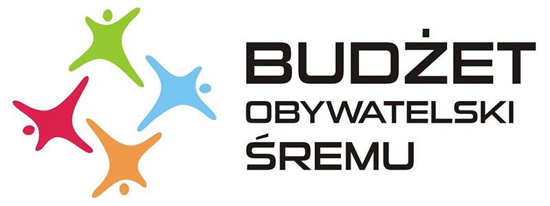 Logotyp Budżet Obywatelski Śrem