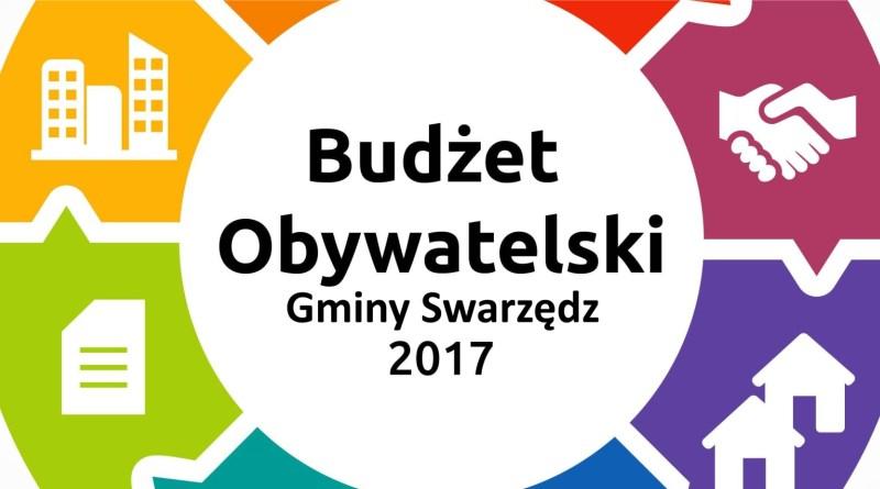 Logotyp Budżet Obywatelski Swarzędz