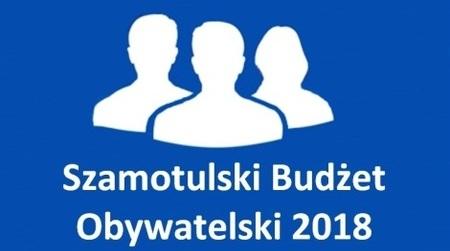 Logotyp Budżet Obywatelski Szamotuły