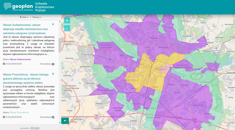 Zrzut ekranu geodyskusja